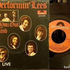Discos de vinilo: THE PERFORMIN´LEES-CAN´T GET YOU OUT. Lote 211605334