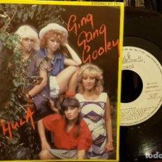Discos de vinilo: HULA HULA - GING GANG GOOLEY. Lote 211606311