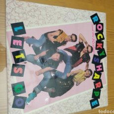 Discos de vinilo: DISCO VINILO LP ROCKY SHARPE AND THE REPLAYS. Lote 211606516