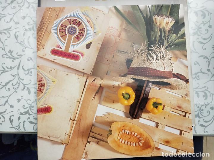 """LOS VAN VAN - QUE PALO ES ESE (12"""") 1989.SELLO:MANGO CAT. Nº: 12 MNG 707. COMO NUEVO (Música - Discos de Vinilo - Maxi Singles - Grupos y Solistas de latinoamérica)"""