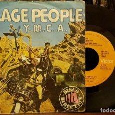 Discos de vinilo: VILLAGE PEOPLE Y.M.C.A. Lote 211608390