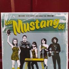 Discos de vinilo: LOS MUSTANG 66. DESDE MEXICO WILD GARAGE PUNK. LP VINILO PRECINTADO.. Lote 211608460