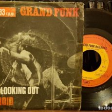 Discos de vinilo: GRAND FUNK -INSIDE LOOKING OUT. Lote 211608644