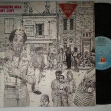 Discos de vinilo: JIMMY CLIFF - STRUGGLING MAN .EDICIÓN ESPAÑOLA 1981 .. Lote 211614181