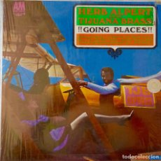 Discos de vinilo: HERB ALPERT AND THE TIJUANA BRASS. LP CARACAS, VENEZUELA. Lote 211614941