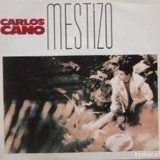 Discos de vinilo: CARLOS CANO-MESTIZO-CONTIENE ENCARTE. Lote 211615641