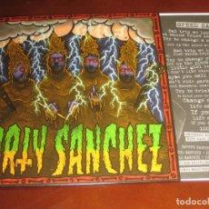Discos de vinilo: DIRTY SANCHEZ - GRUPO ESPAÑOL PUNCK - VER FOTOS. Lote 211615829