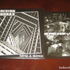Discos de vinilo: REPRESION 24 HORAS GRUPO ESPAÑOL PUNCK - VER FOTOS. Lote 211616016