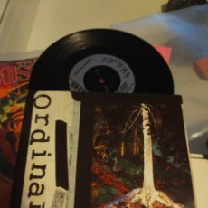 Discos de vinilo: DURAN DURAN SINGLE ORDINARY WORLD 1990. Lote 211617551