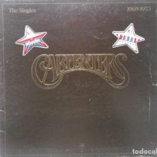 Discos de vinilo: THE CARPENTERS-NOW & THEN-PRIMERA EDICION ESPAÑOLA-PORTADA ABIERTA. Lote 211617715