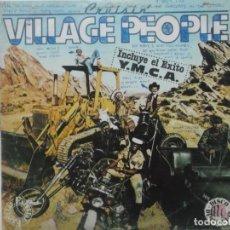 Discos de vinilo: VILLAGE PEOPLE-CRUISIN-ORIGINAL ESPAÑOL. Lote 211617791