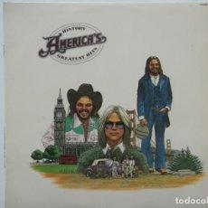 Discos de vinilo: HISTORY AMERICA´S-GREATEST HITS-PRIMERA EDICION ESPAÑOLA 1975. Lote 211619386