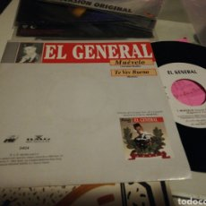 Dischi in vinile: EL GENERAL SINGLE PROMOCIONAL MUEVELO ESPAÑA 1992. Lote 211620730