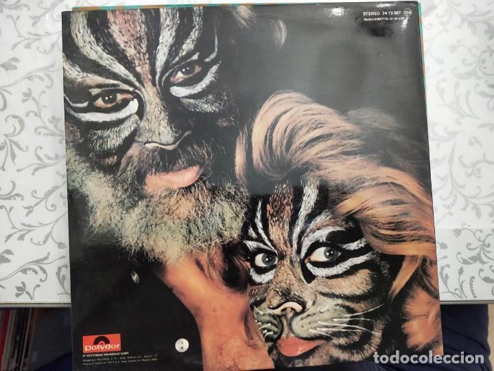 Discos de vinilo: Georges Moustaki - Georges Moustaki (LP, Album, Gat) 1979.Sello:Polydor 24 73 097.COMO NUEVO - Foto 2 - 211623477