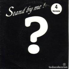 Discos de vinilo: VALENTINO, STAND BY ME! SINGLE PROMO SPAIN 1992. Lote 211624157