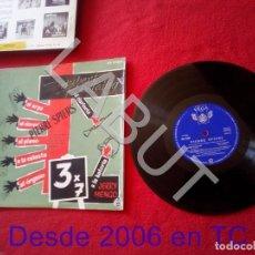 Discos de vinilo: PIERRE SPIERS HUBERT ROSTAING 3X7 HS 8308 250 GRS D1. Lote 211634006