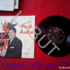 Discos de vinilo: PAUL ANKA DIANA VEGA ABC 1501 250 GRS D1. Lote 211634490