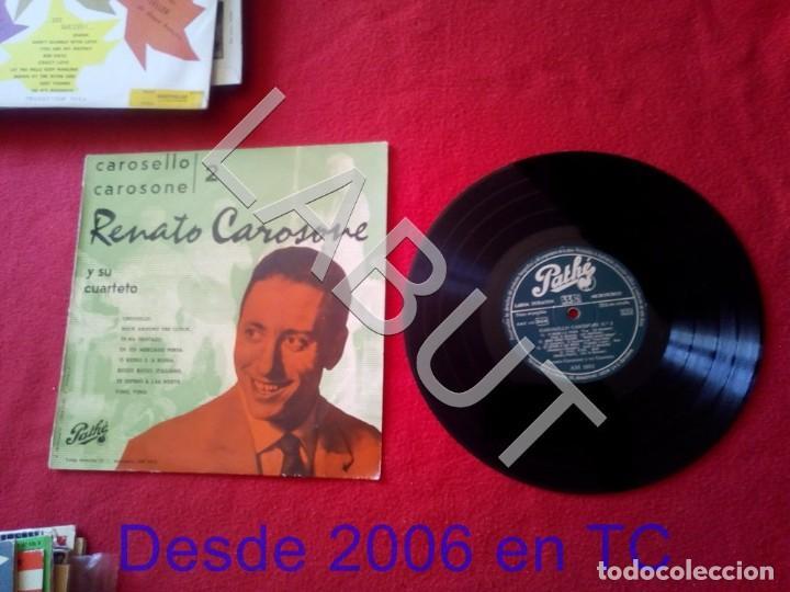 RENATO CAROSONE CAROSELLO CAROSONE 2 CANCION ITALIANA 250 GRS D1 (Música - Discos - LP Vinilo - Canción Francesa e Italiana)
