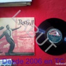 Discos de vinilo: CHARLES TRENET BOUM !! 250 GRS D1. Lote 211634795