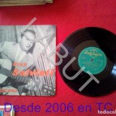 Discos de vinilo: RINO SALVIATI Y SU GUITARRA 250 GRS D1. Lote 211635141