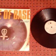 Discos de vinilo: ACE OF BASE - THE SIGN - MAXI - SPAIN - POLYDOR - LV -. Lote 211641985