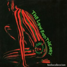 Disques de vinyle: A TRIBE CALLED QUEST LP THE LOW END THEORY REEDICION VINILO MUY RARO COLECCIONISTA. Lote 274682948