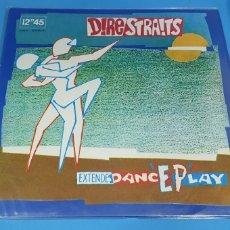 Discos de vinilo: DIRE STRAITS - DANCE EP LAY. Lote 211644413