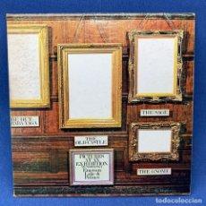 Discos de vinilo: LP EMERSON, LAKE & PALMER ?– PICTURES AT AN EXHIBITION - DOBLE PORTADA - ESPAÑA - AÑO 1971 - ISLAND. Lote 211647579