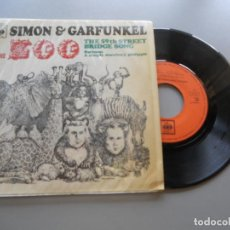 Discos de vinilo: SIMON AND GARFUNKEL* ‎– SIMON & GARFUNKEL AT THE ZOO - EP 1967 VG+/VG. Lote 211648890