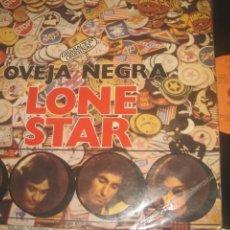 Discos de vinilo: LONE STAR. OVEJA NEGRA( MERCURIO 1979) OG ESPAÑA. Lote 211663033