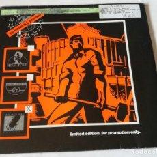 Discos de vinilo: DANCE 2 TRANCE - LET'S GET ROLLIN' - 1991. Lote 211665650
