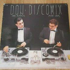 Discos de vinilo: MIKE PLATINAS, JAVIER USSIA - DON DISCOMIX. Lote 211667399