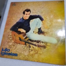 Discos de vinilo: JULIO IGLESIAS - JULIO IGLESIAS. Lote 211669503