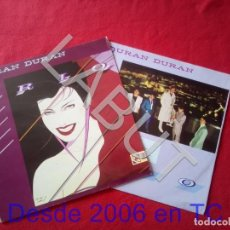 Discos de vinilo: LP DURAN DURAN RIO ENCARTE 250 GRS D1. Lote 211670008
