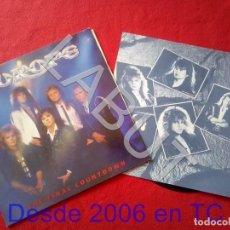 Discos de vinilo: LP EUROPE THE FINAL COUNTDOWN ENCARTE 250 GRS D1. Lote 211670219