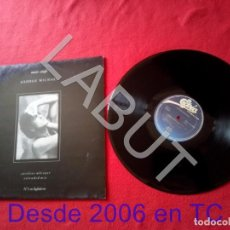 Discos de vinilo: MAXI SINGLE GEORGE MICHAEL CARELESS WHISPER EXTENDED MIX 250 GRS D1. Lote 211670523