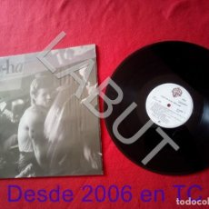 Discos de vinilo: LP A-HA HUNTING HIGH AND LOW 250 GRS D1. Lote 211671066