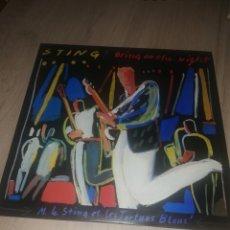 Discos de vinilo: VINILOS A 6 € / 2 LP STING BRING ON THE NIGHT. Lote 211672120