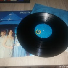 Discos de vinilo: LP ABBA VOULEZ-VOUS. Lote 211672390