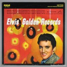 Discos de vinilo: ELVIS PRESLEY – ELVIS' GOLDEN RECORDS ( USA IMPORT ). Lote 211673645