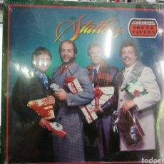 Discos de vinilo: THE STATLERS LP CHRISTMAS PRESENT U.S.A. 1985 PRECINTADO. Lote 211678415