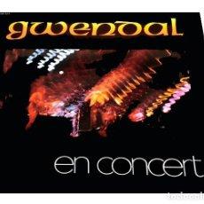 Discos de vinilo: V939 - GWENDAL. EN CONCERT. LP VINILO. Lote 211693279