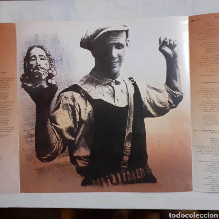 Discos de vinilo: Kortatu. El Estado de las cosas. S-149. Oihuka, 1986. Ree. O-149. Disco VG++. Carátula EX. - Foto 6 - 211701384
