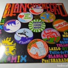 Discos de vinilo: LP - VARIOUS – BLANCO Y NEGRO MIX - MXLP-20 (VG+/ VG+) SPAIN 1984. Lote 211703249