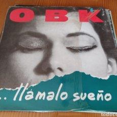 Disques de vinyle: DISCO VINILO LP OBK. Lote 211703296