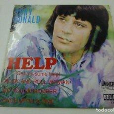 Discos de vinilo: TONY RONALD - HELP +3 - ORLADOR - CIRCULO DE LECTORES 1971 - N. Lote 211705428