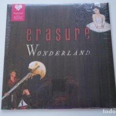Discos de vinilo: ERASURE: WONDERLAND. LP VINILO ED. LIMITADA 30 ANIVERSARIO. PRECINTADO!!. Lote 211706123