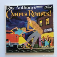 Discos de vinilo: RAY ANTHONY ?– RAY ANTHONY'S CAMPUS RUMPUS 2 SINGLES USA 1953 CAPITOL RECORDS. Lote 211706398