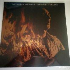 Discos de vinilo: JONATHAN RICHMAN [LP VINILO] ISHKODE! ISHKODE! ¡NUEVO Y PRECINTADO!. Lote 211706833