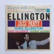 Discos de vinilo: DUKE ELLINGTON AND HIS ORCHESTRA – JAZZ PARTY USA COLUMBIA. Lote 211717166